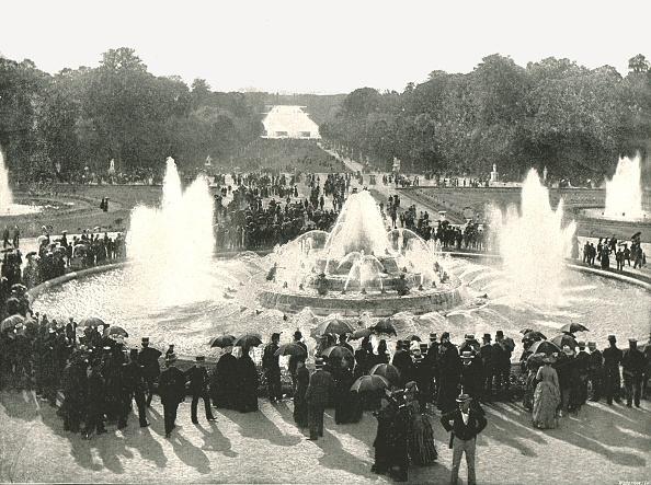 Travel Destinations「The Palace Fountains」:写真・画像(11)[壁紙.com]