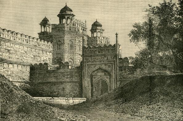 Delhi「The Palace Of The Mogul Emperors」:写真・画像(6)[壁紙.com]