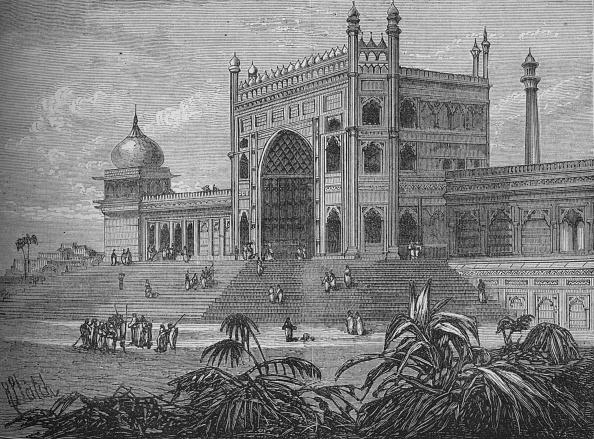 Delhi「The Palace At Delhi」:写真・画像(8)[壁紙.com]