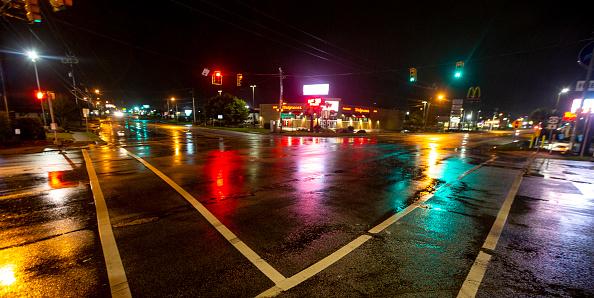 Florence - South Carolina「Hurricane Florence Slams Into Coast Of Carolinas」:写真・画像(17)[壁紙.com]