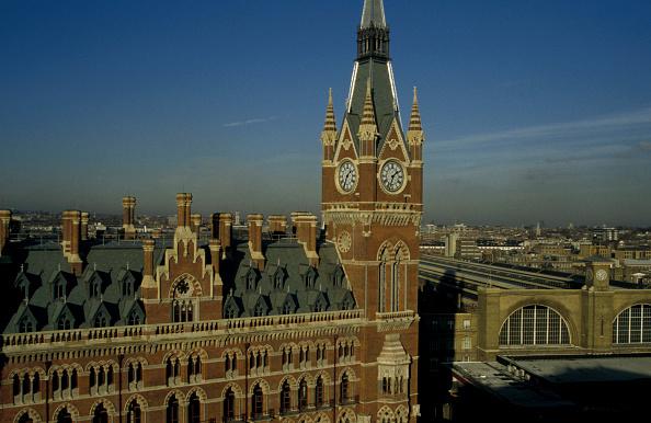 Intricacy「St Pancras and Kings Cross station」:写真・画像(13)[壁紙.com]
