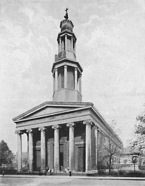 Copy Space「St Pancras Church 1904」:写真・画像(19)[壁紙.com]