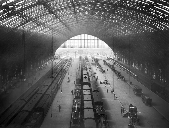 Passenger「St Pancras Station」:写真・画像(19)[壁紙.com]
