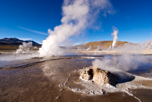 Tatio Geysers「El Tatio geysers.」:スマホ壁紙(12)