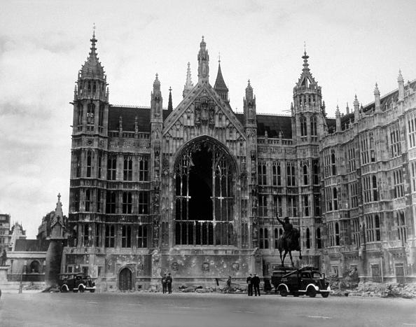Damaged「Parliament Damaged」:写真・画像(4)[壁紙.com]
