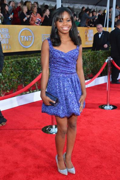 Metallic Shoe「19th Annual Screen Actors Guild Awards - Red Carpet」:写真・画像(1)[壁紙.com]