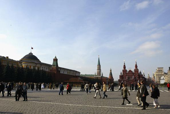 都市景観「Red Square」:写真・画像(7)[壁紙.com]