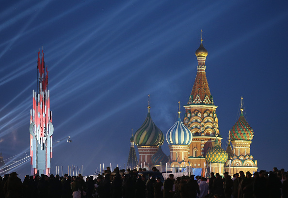 Moscow - Russia「Moscow Prepares For WW2 Victory 70th Anniversary Celebration」:写真・画像(4)[壁紙.com]