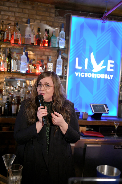 Aidy Bryant「Grey Goose Takes Over New York Happy Hour to Launch Live Victoriously」:写真・画像(14)[壁紙.com]