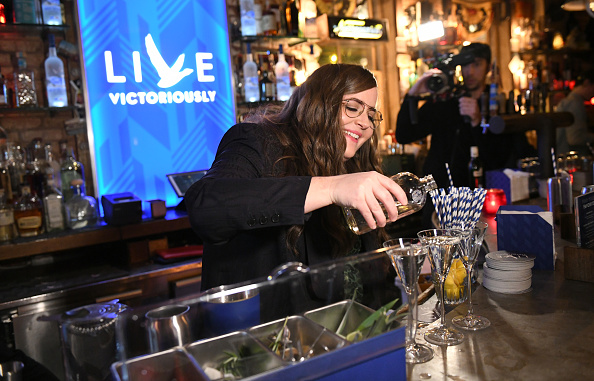 Aidy Bryant「Grey Goose Takes Over New York Happy Hour to Launch Live Victoriously」:写真・画像(15)[壁紙.com]