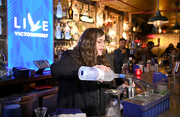 Aidy Bryant「Grey Goose Takes Over New York Happy Hour to Launch Live Victoriously」:写真・画像(12)[壁紙.com]