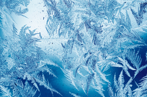 Frozen「Frost pattern on window」:スマホ壁紙(15)