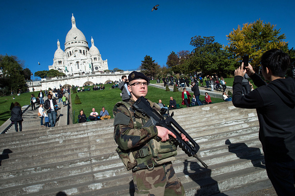 Basilica「France Honours Attack Victims As The Nation Mourns」:写真・画像(18)[壁紙.com]