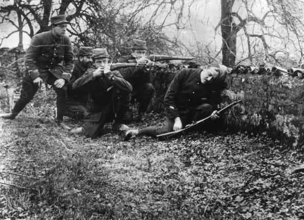 French Culture「Marne Soldiers」:写真・画像(7)[壁紙.com]