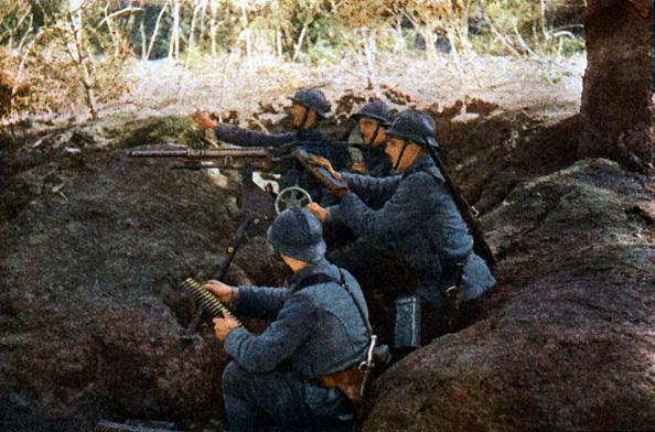 Battle「Verdun machine Gun」:写真・画像(14)[壁紙.com]