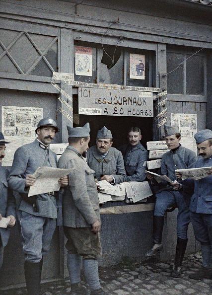 Galerie Bilderwelt「World War I In France」:写真・画像(19)[壁紙.com]