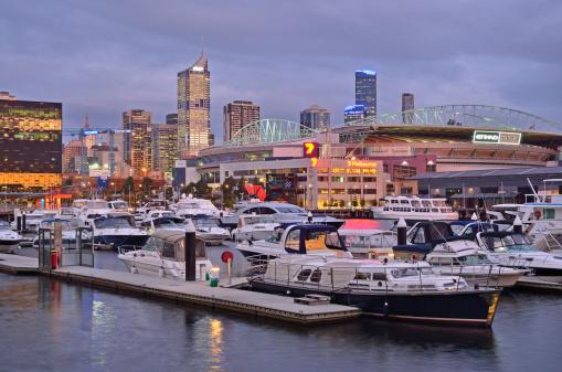 Melbourne Docklands「Melbourne Docklands」:スマホ壁紙(8)