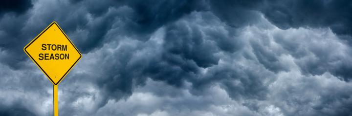 Tropical Storm「Storm Season Caution Sign」:スマホ壁紙(19)