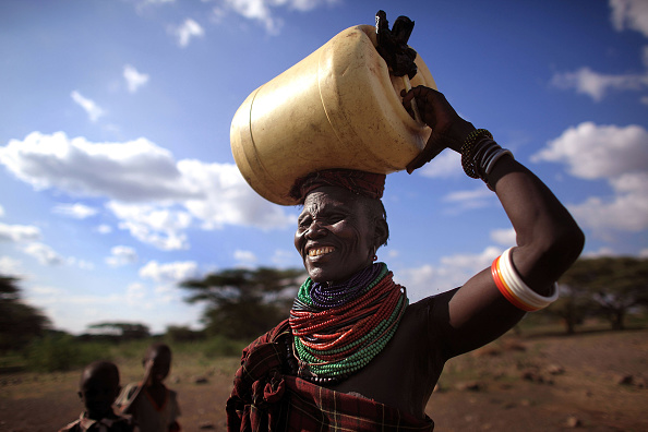 Water「Turkana Tribe's Way Of Life Is Threatened By The Effects Of Climate Change」:写真・画像(6)[壁紙.com]