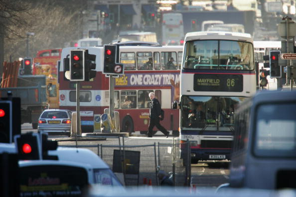 Traffic「Referendum Of Congestion Charge In Edinburgh」:写真・画像(14)[壁紙.com]