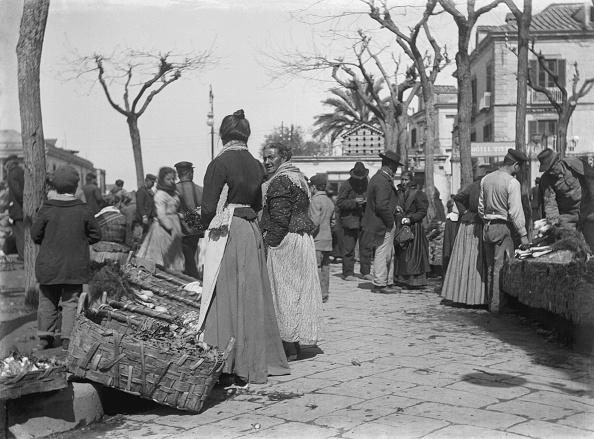 20世紀「Busy Street Market Pompeii」:写真・画像(14)[壁紙.com]