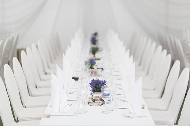 Banquet Table Setting:スマホ壁紙(壁紙.com)