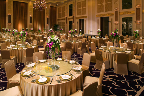 Event「Banquet Tables」:スマホ壁紙(4)