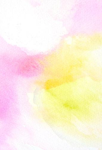 薄ピンク「Hand painted abstract watercolour on rough paper」:スマホ壁紙(5)