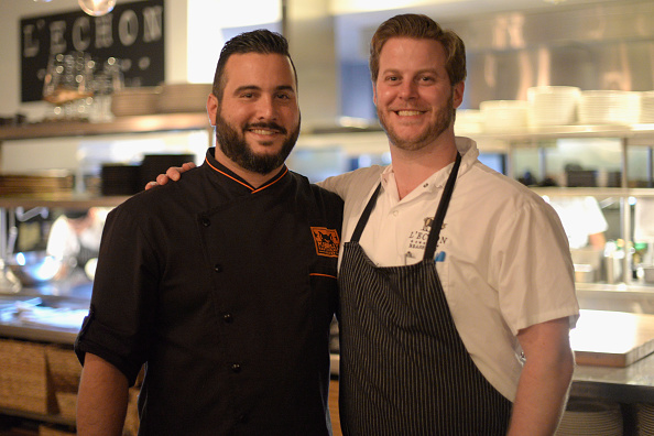 21st Century「Brasserie Bites: A Dinner Hosted By Ludo Lefebvre and Jose Mendin - 2015 Food Network & Cooking Channel South Beach Wine & Food」:写真・画像(12)[壁紙.com]