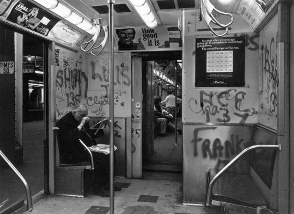 Graffiti「Subway Graffiti」:写真・画像(15)[壁紙.com]