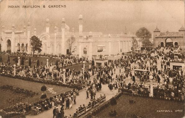 Colonial Style「'Indian Pavilion & Gardens', c1925.  Artist」:写真・画像(7)[壁紙.com]