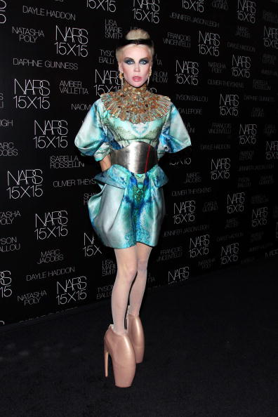 Alexander McQueen - Designer Label「Marc Jacobs & Daphne Guinness Host The Launch Of NARS 15X15-15 Yrs of NARS」:写真・画像(6)[壁紙.com]