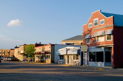 Small Town「Prairie du Sac, Wisconsin」:スマホ壁紙(16)