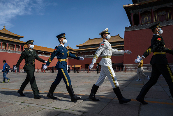 Delayed Sign「China Slowly Recovers From Coronavirus Outbreak」:写真・画像(3)[壁紙.com]