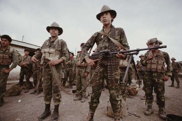 Military Uniform「Sandinista Army」:写真・画像(12)[壁紙.com]