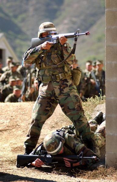 David McNew「U.S. Marine Warfare Training」:写真・画像(19)[壁紙.com]
