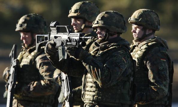 Philipp Guelland「Bundeswehr Holds Media Day」:写真・画像(5)[壁紙.com]