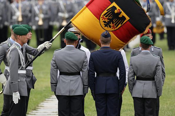 New「Bundeswehr Inducts New Volunteers」:写真・画像(13)[壁紙.com]