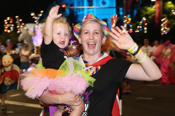 シドニー「Sydney Celebrates 38th Annual Sydney Gay & Lesbian Mardi Gras Parade」:写真・画像(13)[壁紙.com]