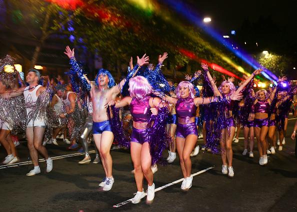 シドニー「Sydney Celebrates 39th Annual Sydney Gay & Lesbian Mardi Gras Parade」:写真・画像(15)[壁紙.com]