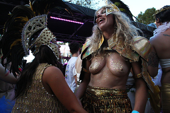 Lisa Maree Williams「Sydney Celebrates 41st Annual Sydney Gay & Lesbian Mardi Gras Parade」:写真・画像(10)[壁紙.com]