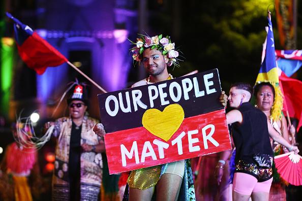Sydney「Sydney Celebrates 42nd Annual Sydney Gay & Lesbian Mardi Gras Parade」:写真・画像(12)[壁紙.com]