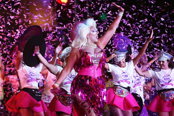 Sydney「Sydney Celebrates 42nd Annual Sydney Gay & Lesbian Mardi Gras Parade」:写真・画像(0)[壁紙.com]