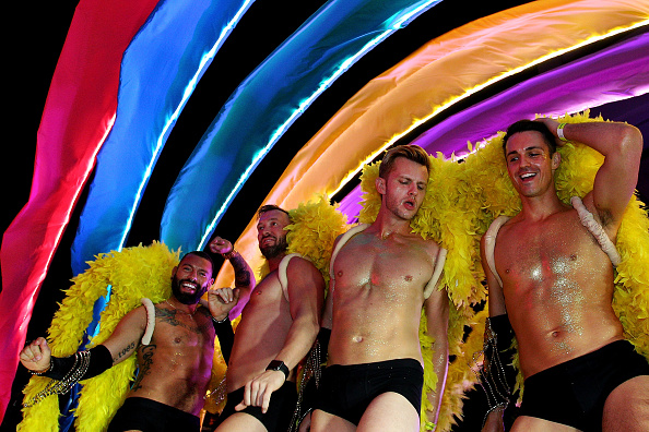 Lisa Maree Williams「Sydney Celebrates 40th Annual Sydney Gay & Lesbian Mardi Gras Parade」:写真・画像(8)[壁紙.com]