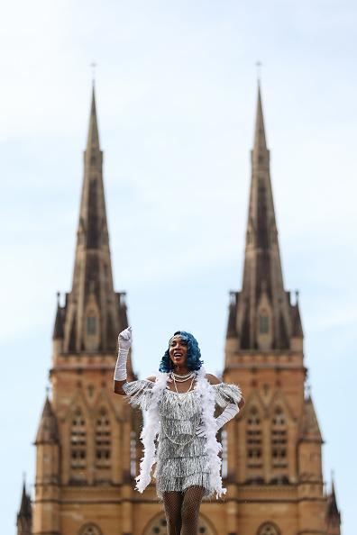 Sydney「Sydney Celebrates 42nd Annual Sydney Gay & Lesbian Mardi Gras Parade」:写真・画像(10)[壁紙.com]