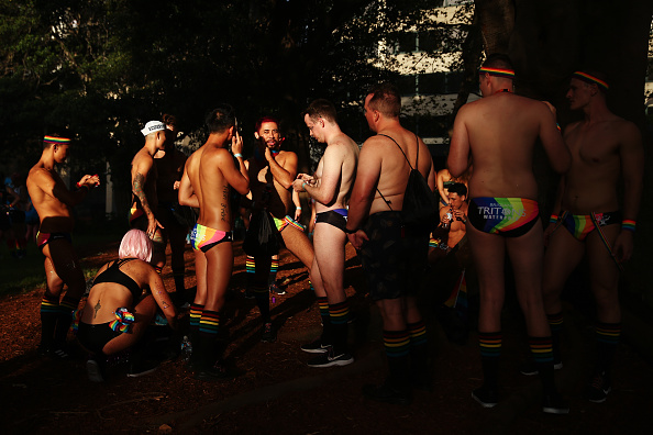 Sydney「Sydney Celebrates 42nd Annual Sydney Gay & Lesbian Mardi Gras Parade」:写真・画像(8)[壁紙.com]