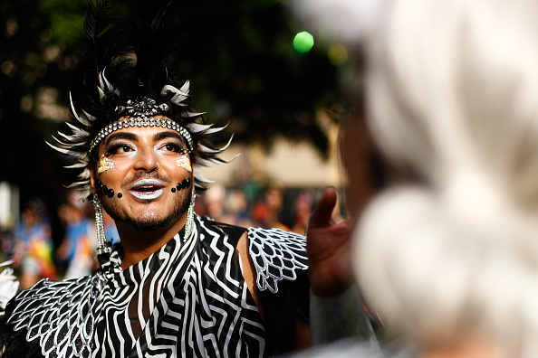 Sydney「Sydney Celebrates 42nd Annual Sydney Gay & Lesbian Mardi Gras Parade」:写真・画像(9)[壁紙.com]