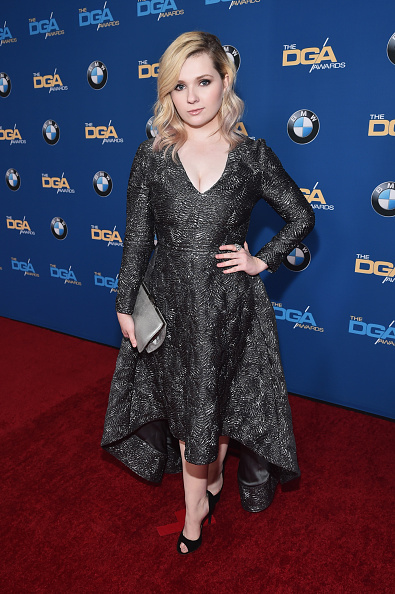 アビゲイル ブレスリン「68th Annual Directors Guild Of America Awards - Red Carpet」:写真・画像(1)[壁紙.com]