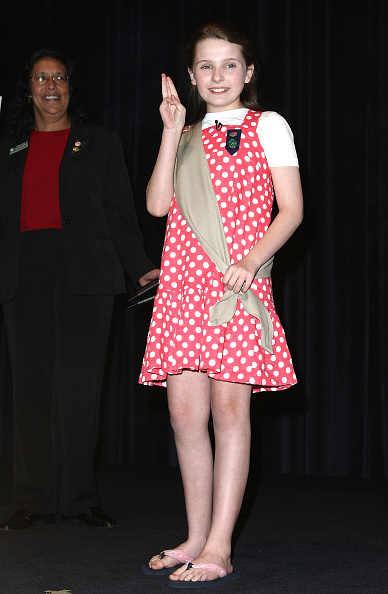 20th Century Studios「Abigail Breslin Inducted Into The Girl Scouts Of The USA」:写真・画像(14)[壁紙.com]