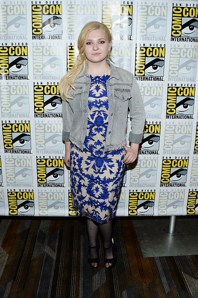 "Abigail Breslin「Comic-Con International 2016 - ""Scream Queens"" Press Line」:写真・画像(19)[壁紙.com]"